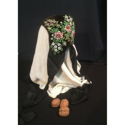 Comtoise Woman's Headdress