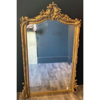 Miroir De Style Louis XV