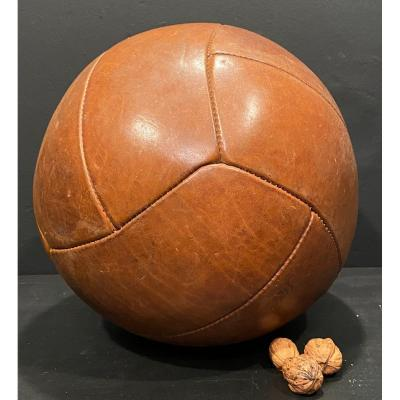 Leather Training Ball