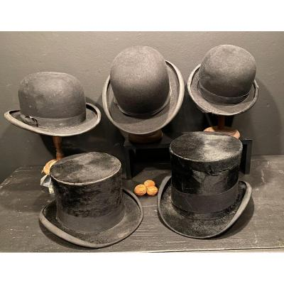 5 Hats For Decoration