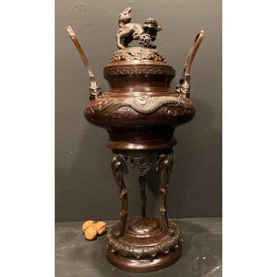 Brule Parfum En Bronze