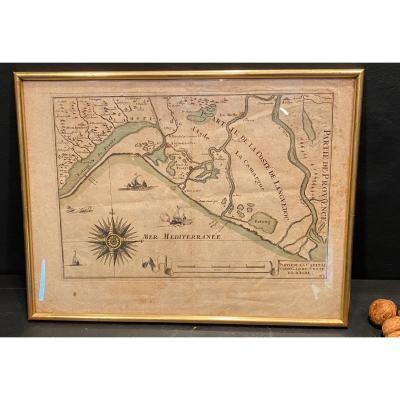 Carte De Provence XVIII°