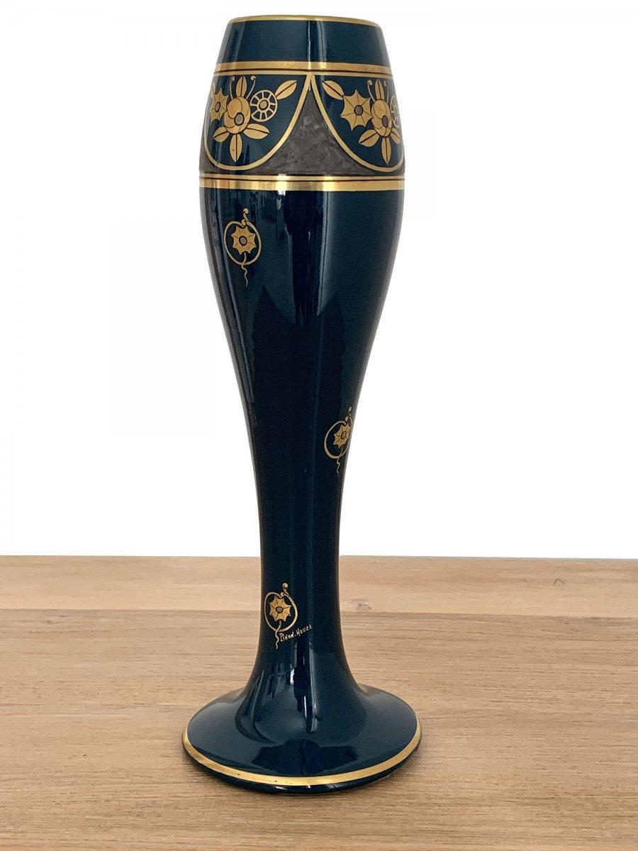 Vase Art Deco - Pinon-heuzÉ à Tours (env. 1930)