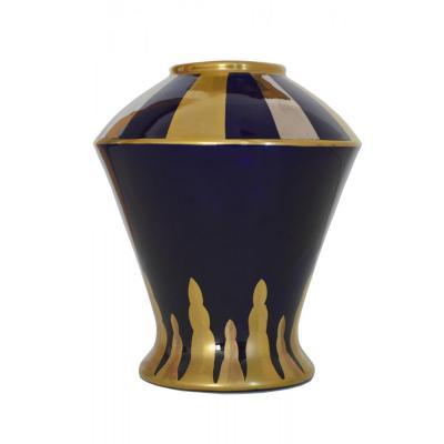 Vase Art Deco - Gustave ASCH (1856 - 1911)