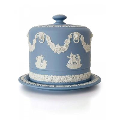 Cloche à Fromage | Cheese Dome Wedgwood - Edition Limitée