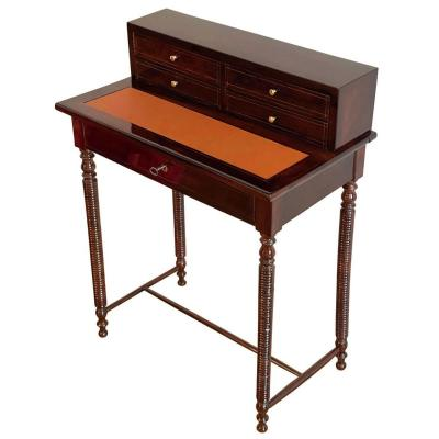 Small Art Deco Desk - Bonheur Du Jour
