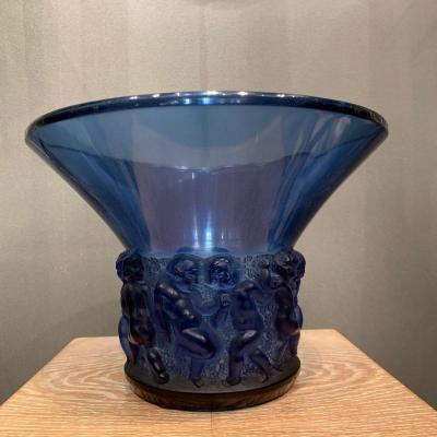 Vase Farandole De R.lalique