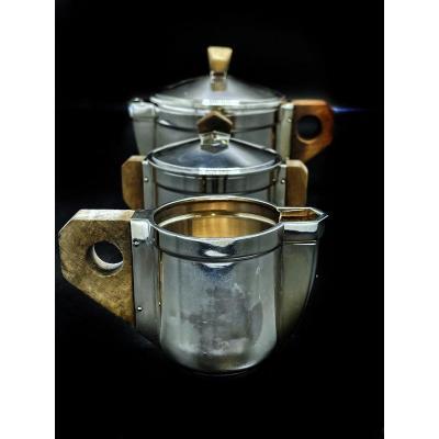 Rare Tea Service Tête à Tête Maison Altenloh