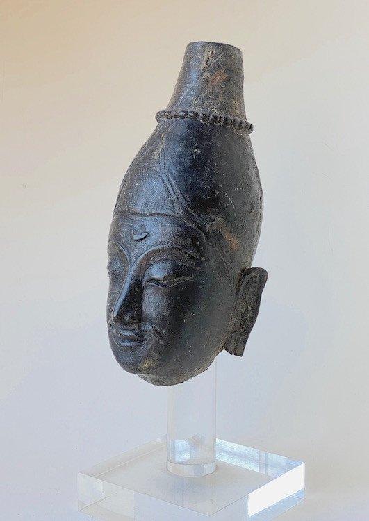 Ascète, bronze, Thaïlande, 15ème-photo-2