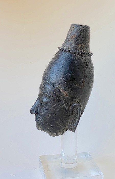 Ascète, bronze, Thaïlande, 15ème-photo-3