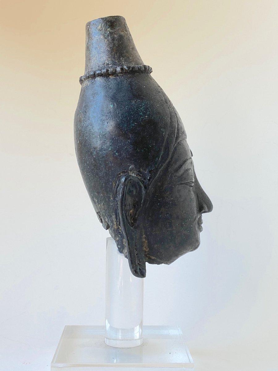 Ascète, bronze, Thaïlande, 15ème-photo-1