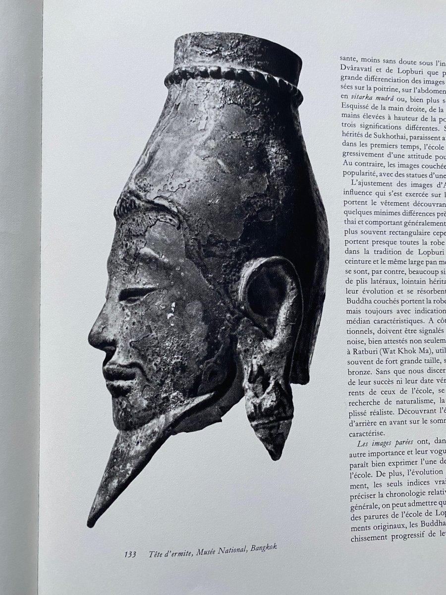 Ascète, bronze, Thaïlande, 15ème-photo-4