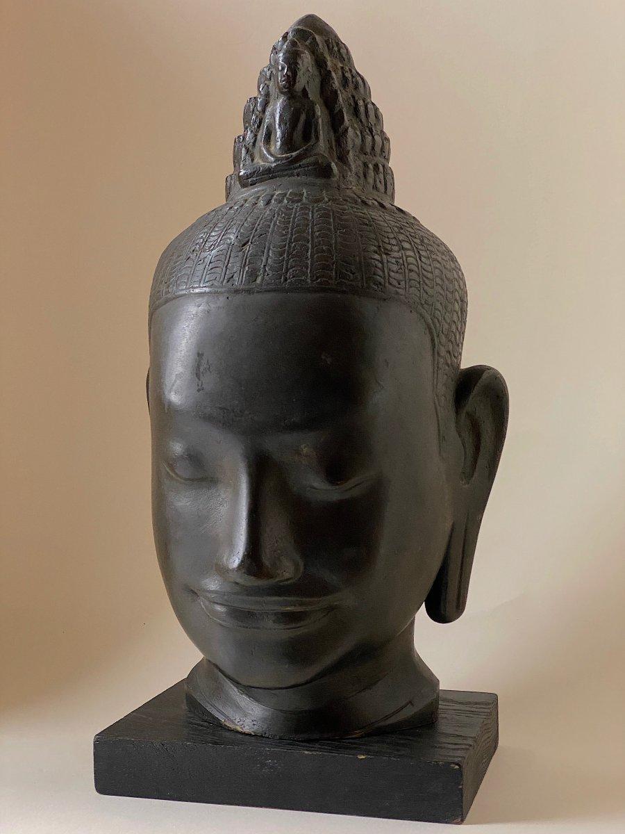 Jayavarman VII, roi Khmer