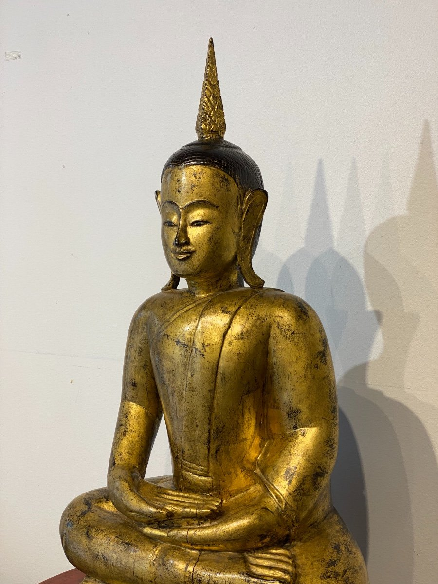 Bouddha, Cambodge, 19ème-photo-4