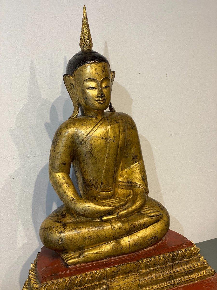 Bouddha, Cambodge, 19ème-photo-1