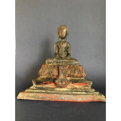 Bouddha Shakyamuni Sud Est Asiatique