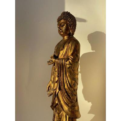 Amitâbha, style Ming, Chine