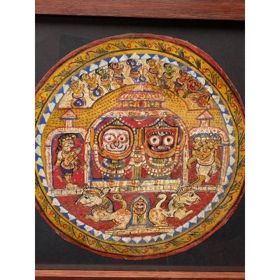 Jaganath Trinity, India, 19th