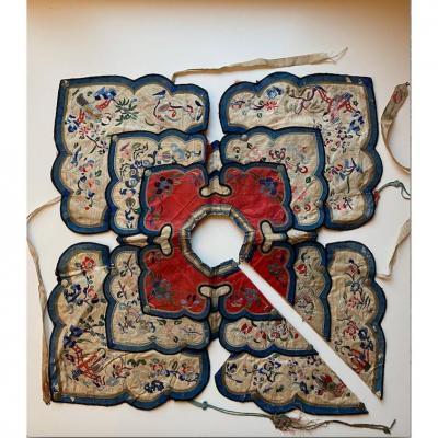Choker Embroidery, China