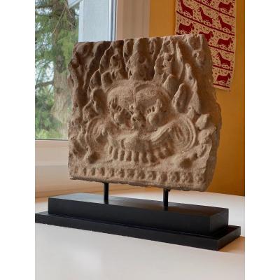 Kirtimuka, Khmer, circa XIV ème