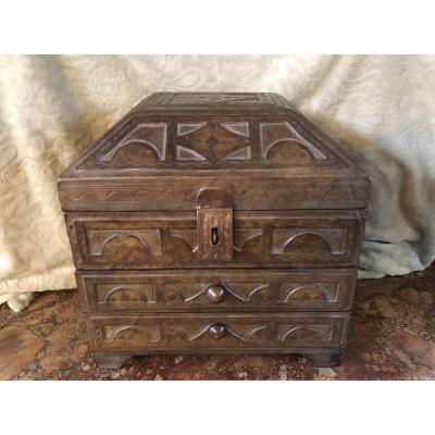 Nineteenth Leather Box