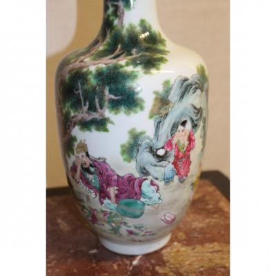 Chinese Vase Republic XX Century