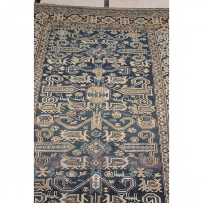 Caucasian Carpet Shirvan Perepedil Around 1900