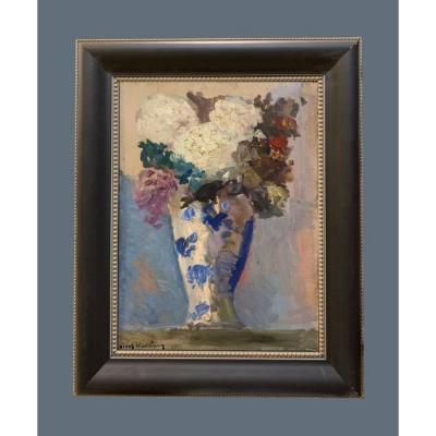 Vives Maristany (xx) - Bouquet With Flowers