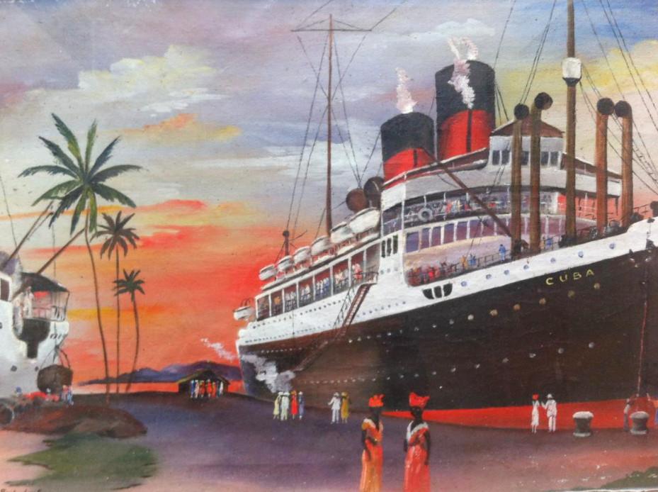 Ludovic Valentin Pourcillot (1892-1937) Guyane Cayenne Bagne Bagnard
