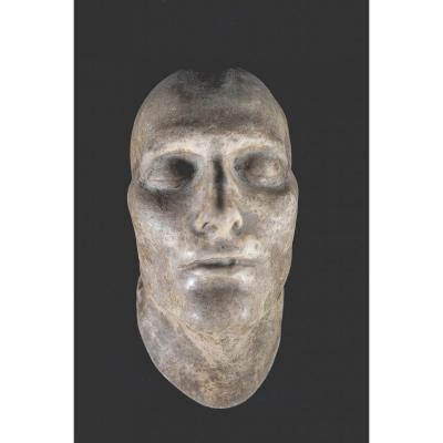 Death Mask Of The Emperor Napoleon 1st