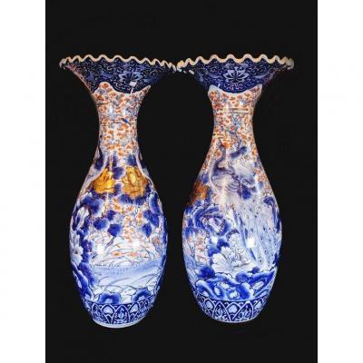 Pair Of Imary Vase