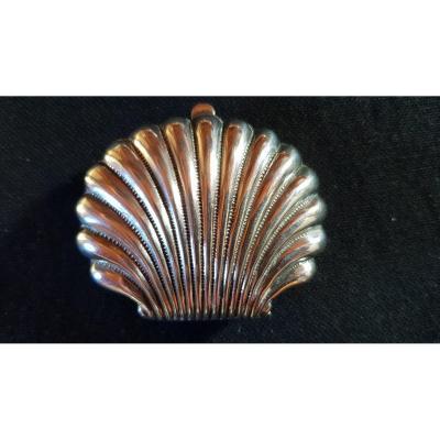 19th Silver Coin Purse
