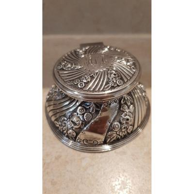 Encrier Argent Sterling Tiffany