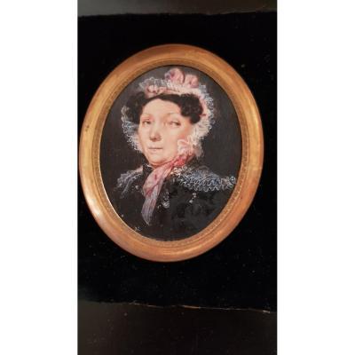 Miniature  : Portrait