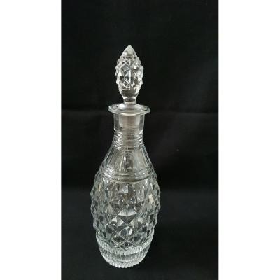Carafon Cristal Taillé