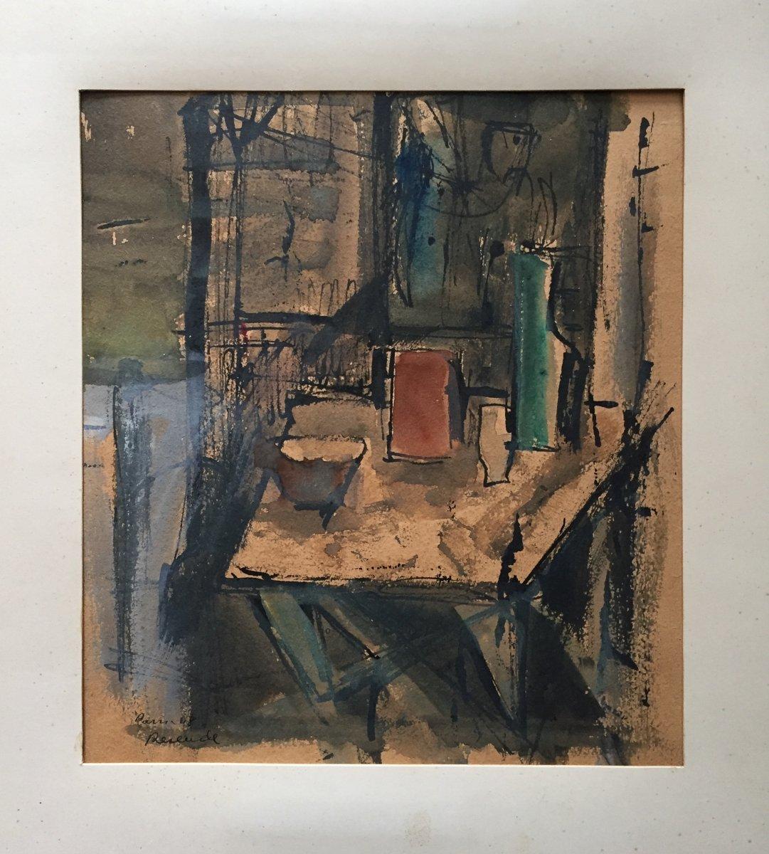 Julio Resende Still Life Paris 1948