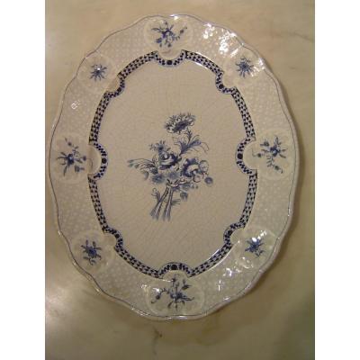 Ceramic Plater Circa 1800