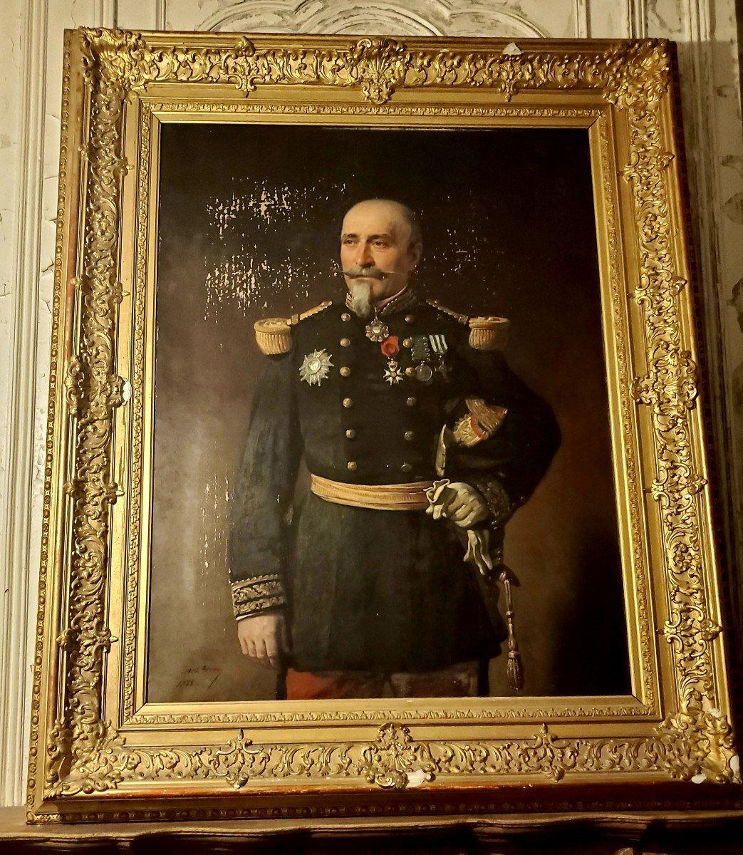 Tableau Du Général Frémont