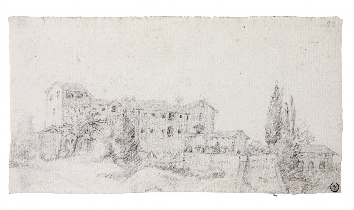 Jean-claude Naigeon: Italian Buildings