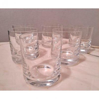 Verres A Whisky Baccarat