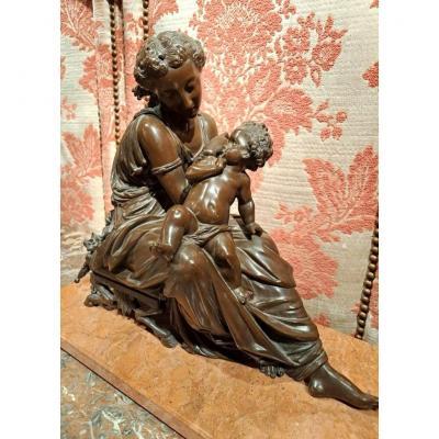 Bronze  De J. Salmson (1823-1902)