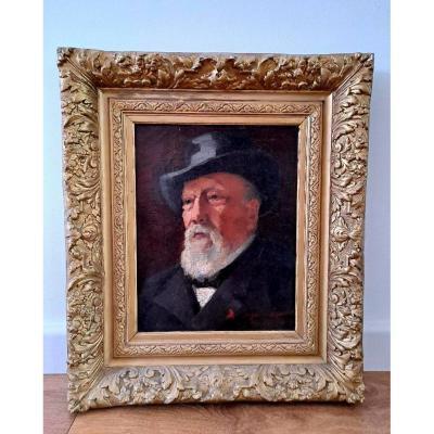 Portrait Fin XIXème