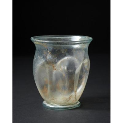 Roman Cup Glass