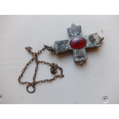 Byzantine Reliquary Cross