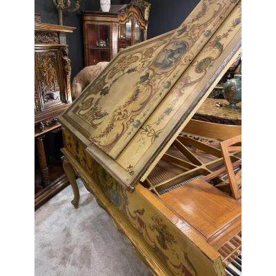 Piano à Queue Pleyel paris