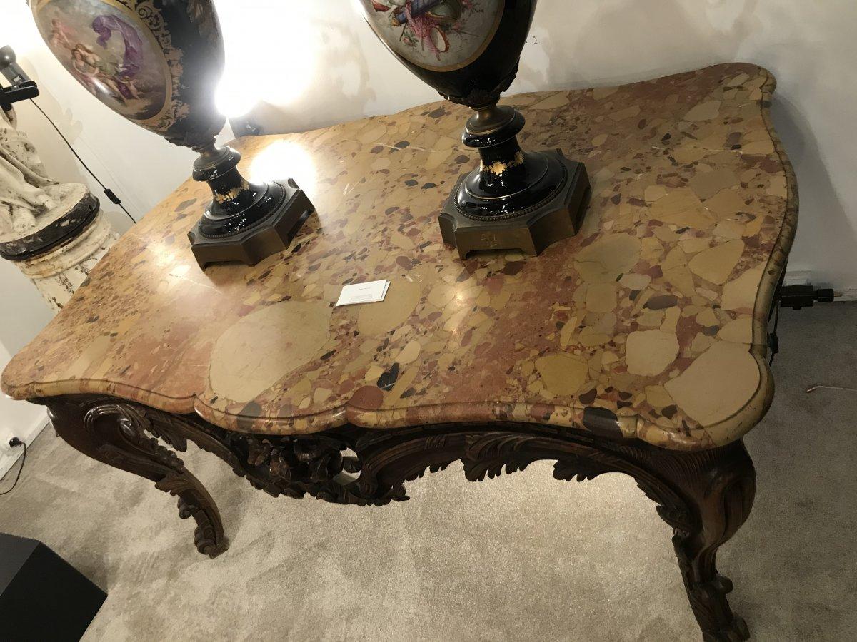 Table à Gibier De Style Provençal