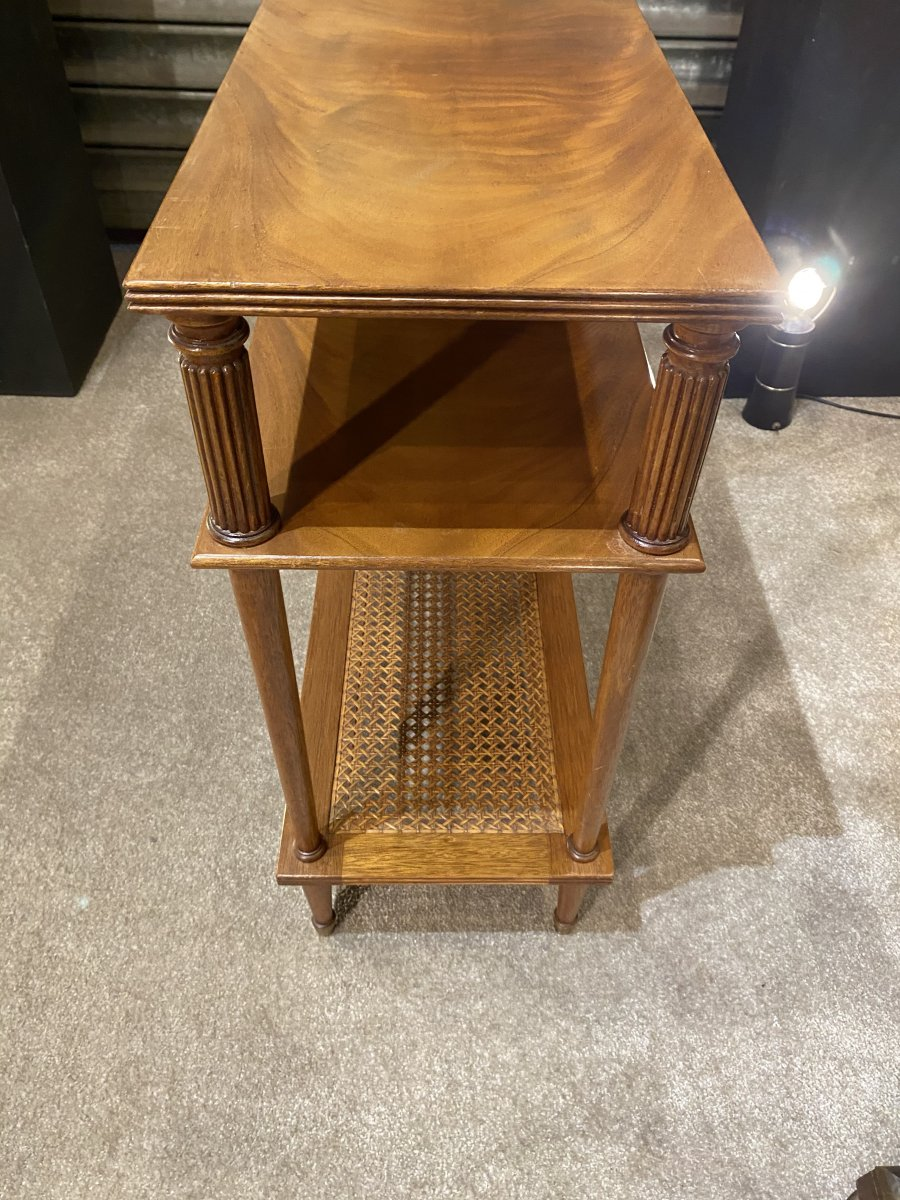 Pair Of Small Style Tables