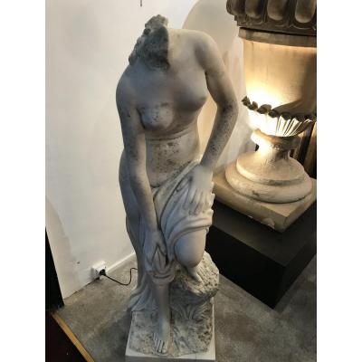 Statue En Marbre De Jardin