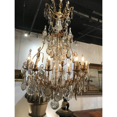 Style Cage Chandelier