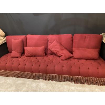 Canapé De Style Napoléon 3